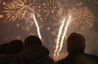 Gdynia przywitała 2013 rok!