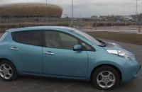 Nissan Leaf. Przynosi nam prąd