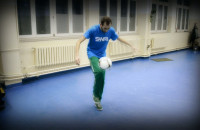 Freestyle Football -Paweł Wysiecki