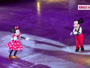 Disney On Ice:Magiczna zabawa!