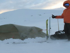 Wyprawa na płaskowyż Hardangervidda