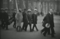 Gdynia - zima stulecia - film z lat 1976 - 79