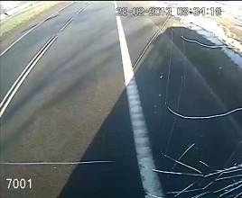 Kierowca autobusu zasłabł. Pasażerowie ratowali się przed wypadkiem