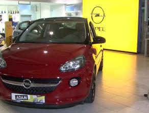 Opel. Adam wodzi na pokuszenie