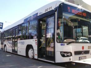 Autobus Volvo 7700 testowany na linii 122