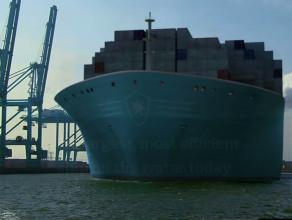 Triple-E, największy na świecie kontenerowiec