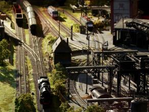 Mikroświat pociągów
