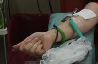 Kibice Lechii oddają krew