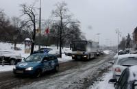 Wjazd Elek pod Urząd Wojewódzki