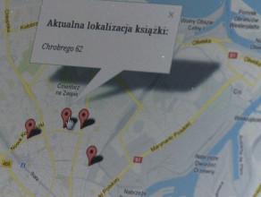 Książki monitorowane przez system GPS