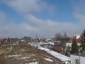 Teren pod budowę Kolei Metropolitalnej