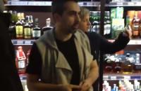 Kabaret Limo w sklepie monopolowym