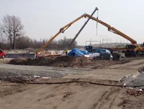 Budowa tunelowego odcinka Trasy Słowackiego