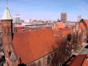 Średniowieczny kościół pallotynów