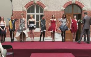 Pokaz mody na Politechnice Gdańskiej