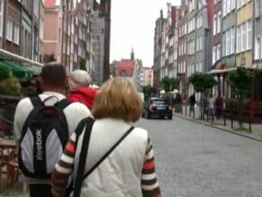 Nowy deptak na gdańskim Głównym Mieście