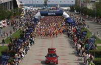 Bieg Europejski 2013 po ulicach Gdyni