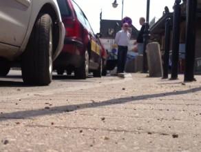 Taksówkarze wrócili przed Dworzec Główny w Gdańsku