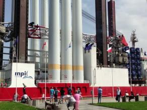 MPI Discovery wypływa na remont do Gdańska
