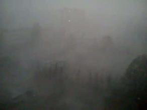 Sobotnia burza w Sopocie