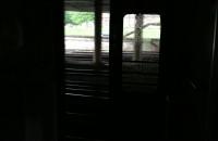 Jazda z otwartymi drzwiami SKM