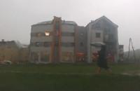 Burza dopadla także małe Trójmiasto