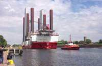 MPI Discovery wpływa do Gdańska na remont