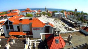 Okiem żurawia: panorama Sopotu