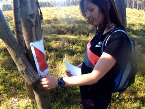 Impreza na Orientację pt. Kaszubska Włóczęga 2013