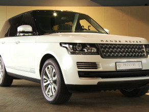 Luksusowa perła ze stajni Rovera - Range Rover Vogue IV