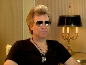 Wywiad z Bon Jovi przed koncertem w Gdańsku