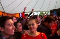 Fiesta na koniec festiwalu Mundus Cantat