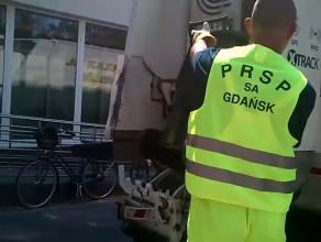 Pojemniki i śmieciarki w Gdańsku będą monitorowane