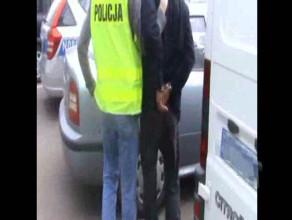 Zatrzymanie skorumpowanego pracownika SOK