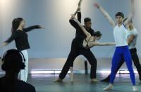 Eurowizja dla Młodych Tancerzy - tancerze podczas prób