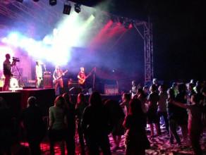Zespół Gówno na Fląder Festival