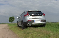 Volvo V40 Cross Country.  Dobre geny