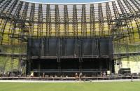 Backstage przed koncertem Bon Jovi na PGE Arenie