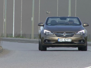 Opel Cascada. Elegant bez kapelusza