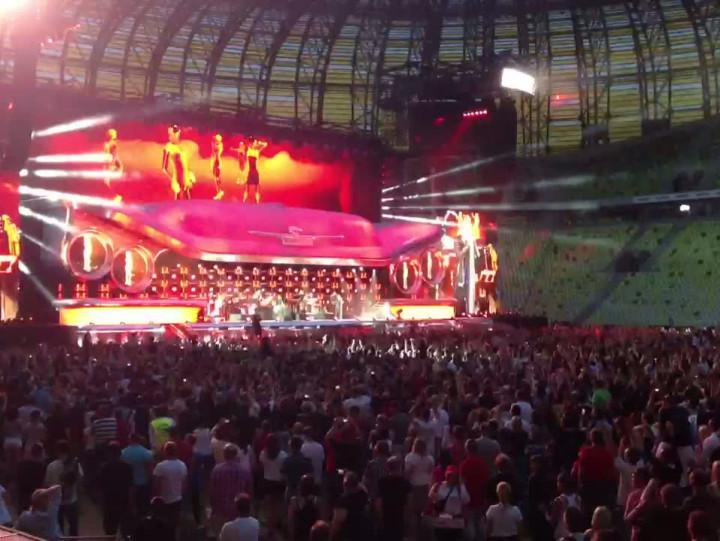 Bon Jovi gra