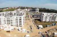 Okiem żurawia: nowe budynki na południu Gdańska