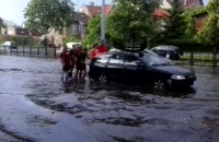 Potop na Grunwaldzkiej
