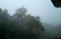 W trakcie burzy - Przymorze ul. Jagiellońska