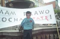 Dzień Ojca - Manifestacja w obronie praw dziecka