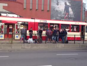 Zatrzymanie sprawców napadu w gdańskim tramwaju
