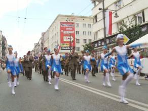 Parada orkiestr i okrętów