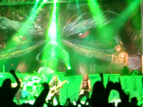 Iron Maiden Number of the best