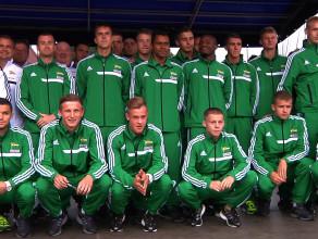 Prezentacja Lechii Gdańsk 2013/2014
