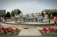Gdyńska fontanna już działa!