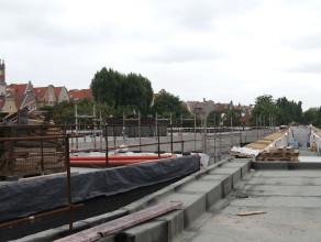 Postępy w budowie Gdańskiego Teatru Szekspirowskiego